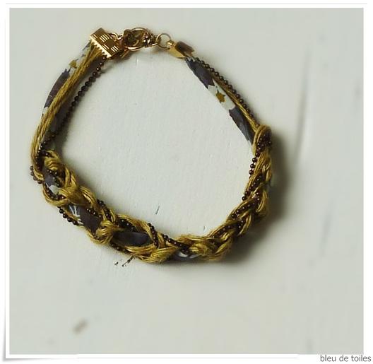 Braceletmoutarde