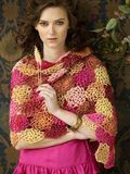 Chrysanthemumshawl